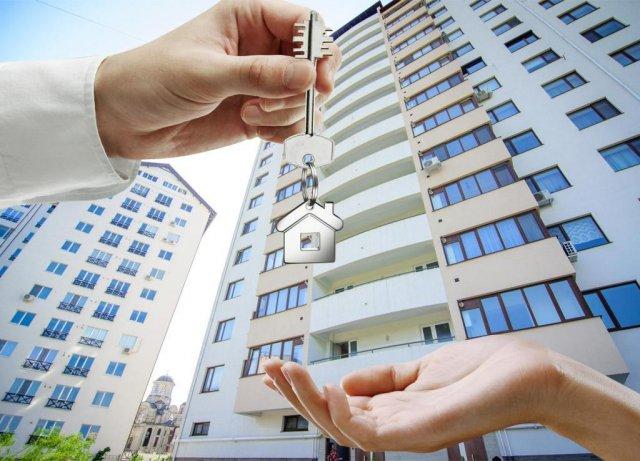 Получение квартиры от застройщика