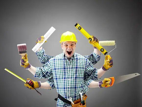Почему вам следует нанять подрядчика по ремонту?